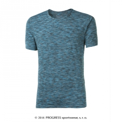 Pánské tričko melír MELIS