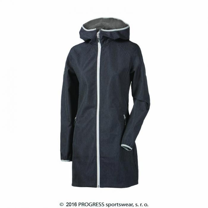 Dámský kabát softshell RIGA