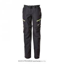 Dámské kalhoty s odepínacími nohavicemi SILICA