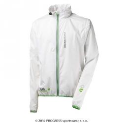 Lehká bunda větrovka a vesta AERO BIKING