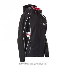 Dámská sportovní bunda softshell ANDINA