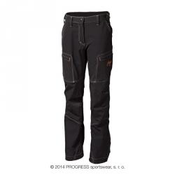 Dámské kalhoty zateplené QUETTA
