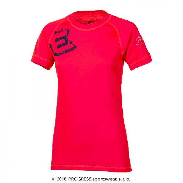 Dámské termo tričko DF NKRZ PRINT