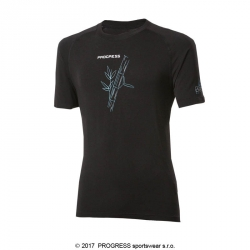 Pánské tričko s bambusem E NKR