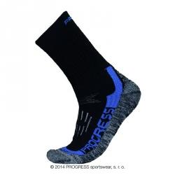 Zimní turistické ponožky s merino vlnou X-TREME