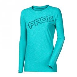 BESTIA dámské sportovní tričko s dlouhým rukávem