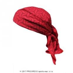 Trojcípý šátek SAT TISK