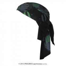 SAT TISK trojcípý šátek